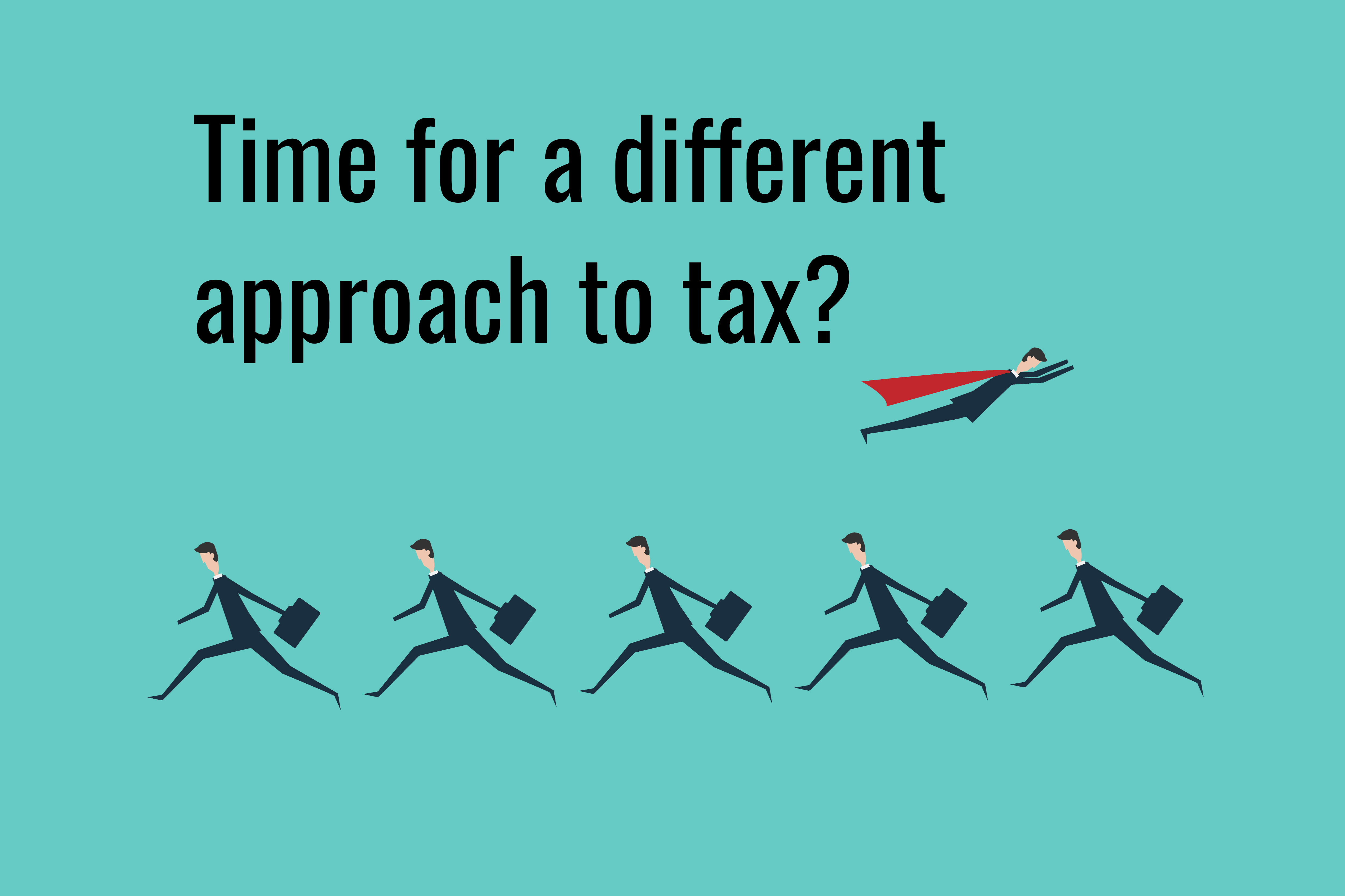 New approach to tax